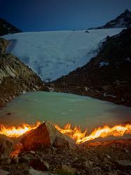 houston art museum Lewis Glacier