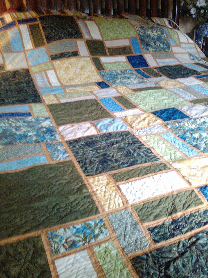 count the love undivided heart quilt