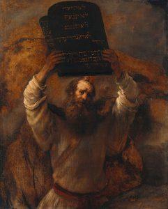Rembrandt Moses Emmanuel 2