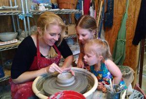 art-less children, summer