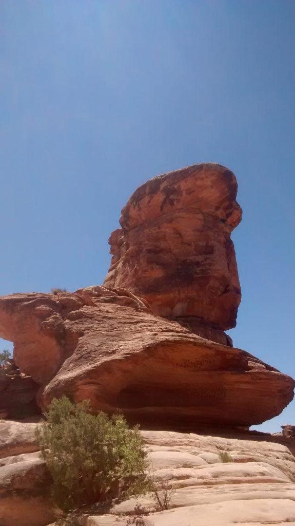 barren and beautiful canyonlands 3