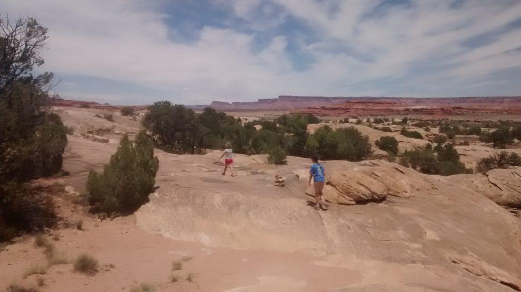 barren and beautiful canyonlands 2