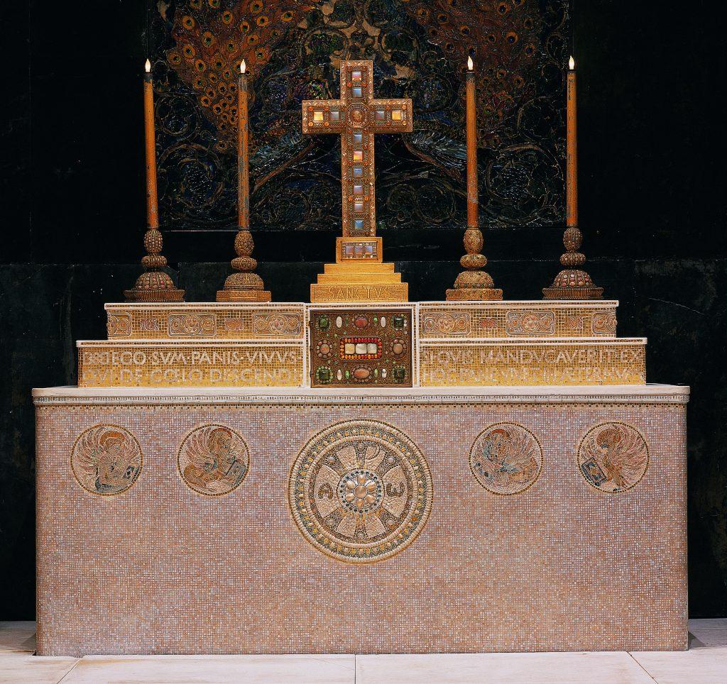 Morse Museum, Tiffany chapel 3