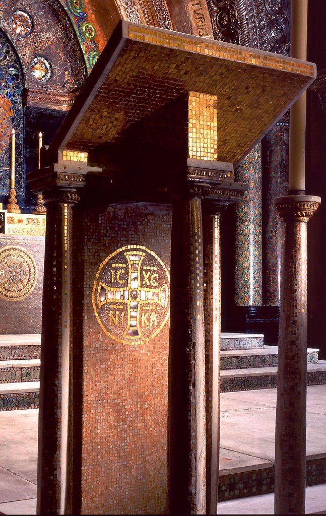Morse Museum, Tiffany chapel 5