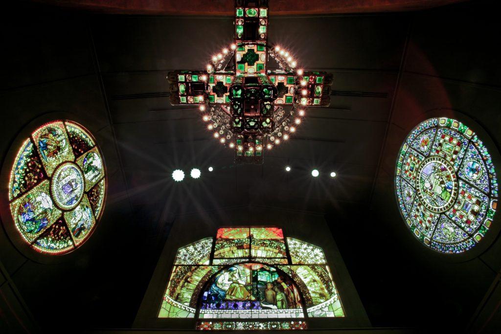 Morse Museum, Tiffany Chapel 6