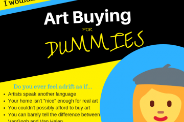 art buying for dummies