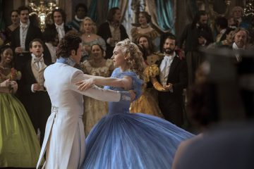 courage cinderella and the prince