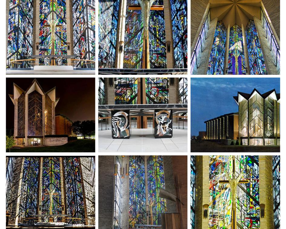 faithfulness, Chapel of the Resurrection, Valparaiso University