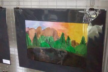 Winter Park Art Festival, student art