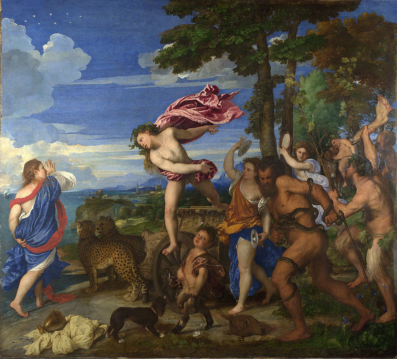 Bacchus and Ariand