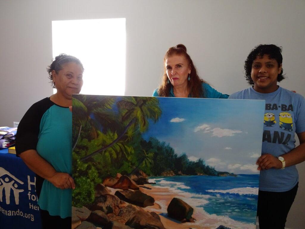 "Presentation of ""My Puerto Rico"""